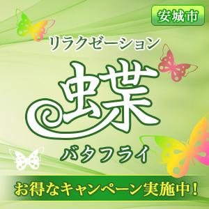 蝶〜バタフライ 安城市のリラクゼーションマッサージ
